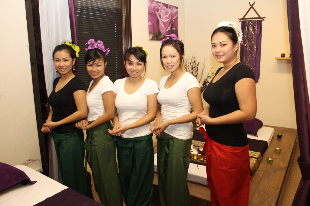 The Thai House Massage Ladies