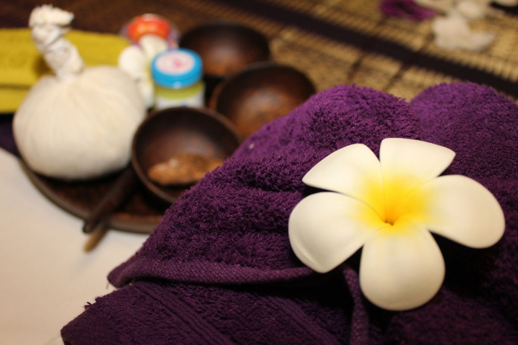 prices for Thai massage in Aberdeen